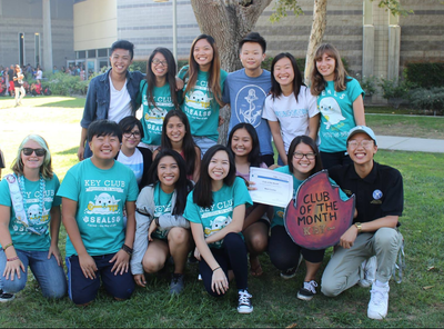 NEWS - WEST COVINA HIGH SCHOOL Key club
